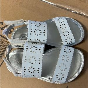 Girls toddler sandals size 7
